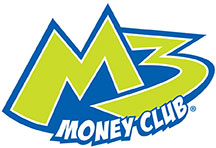 M3 Money Club logo
