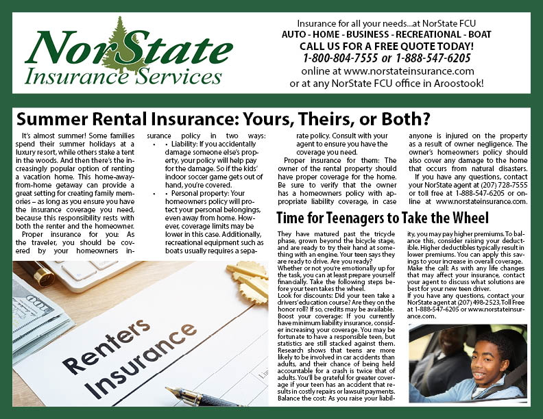News & Updates | NorState Federal Credit Union